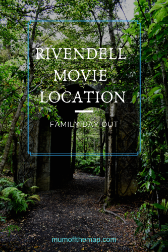 Rivendell Movie Location family day out