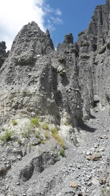 The pinnacles LOTR film location