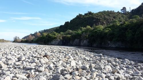 Hutt River, River Anduin LOTR film Locations