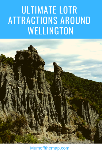 Ultimate LOTR Attractions Around Wellington