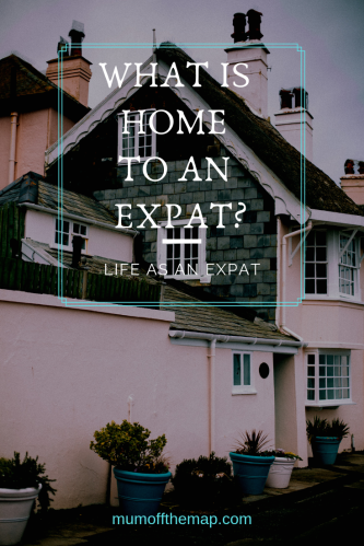 what is home to an expat