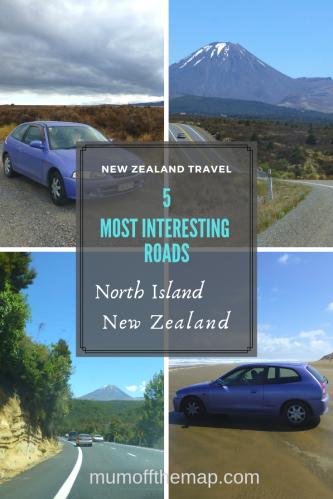 5 Interesting Roads North Island New Zealand