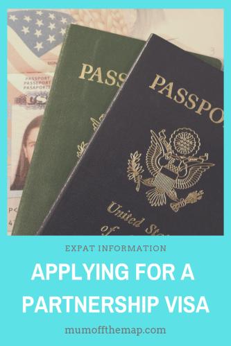 Applying for a partnership residency visa for New Zealand
