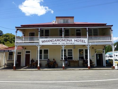 Whangamomona Hotel, New Zealand best road to drive