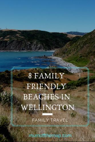 8 family friendly beaches in Wellington, New Zealand