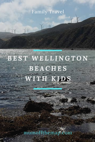 Best Wellington beaches with kids