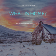 What is home to an Expat?